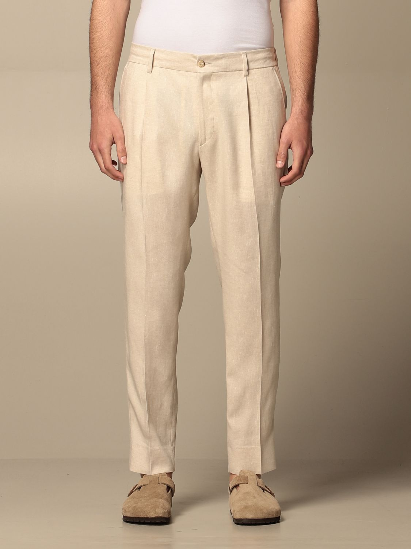 Pantalon Be Able: Pantalon homme Be Able naturel 1