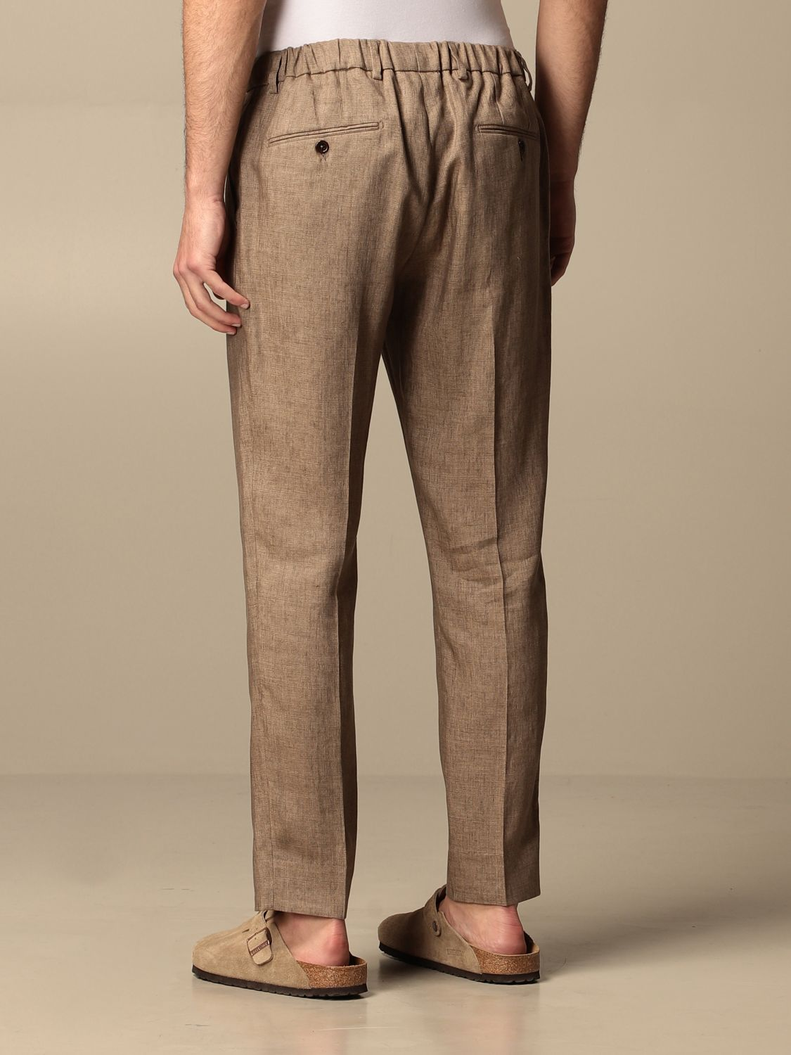 Trousers Be Able: Trousers men Be Able dove grey 2