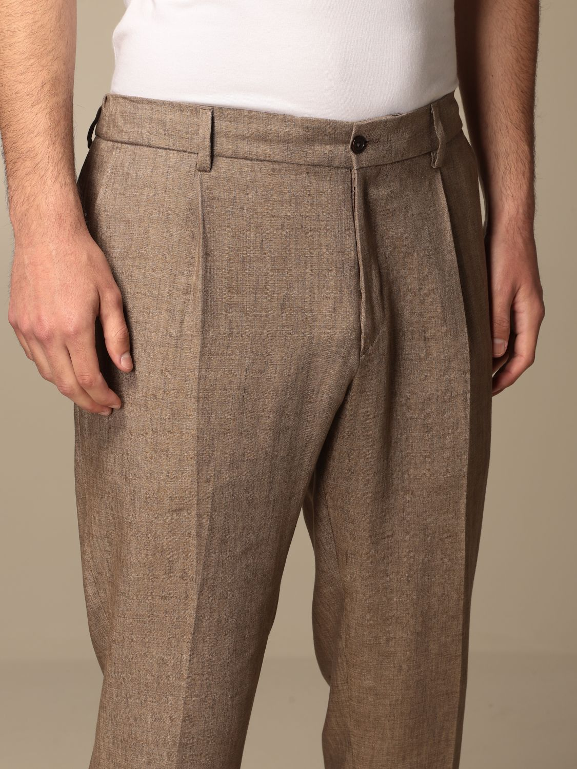Trousers Be Able: Trousers men Be Able dove grey 4