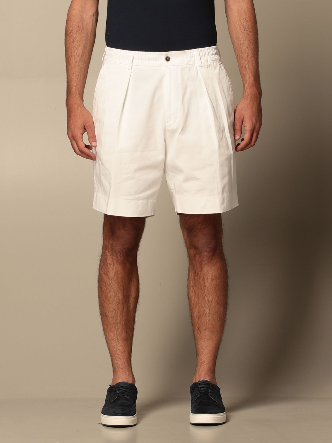 Short Be Able: Trousers men Be Able white 1