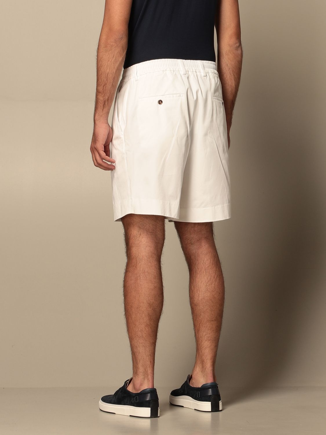 Short Be Able: Trousers men Be Able white 2