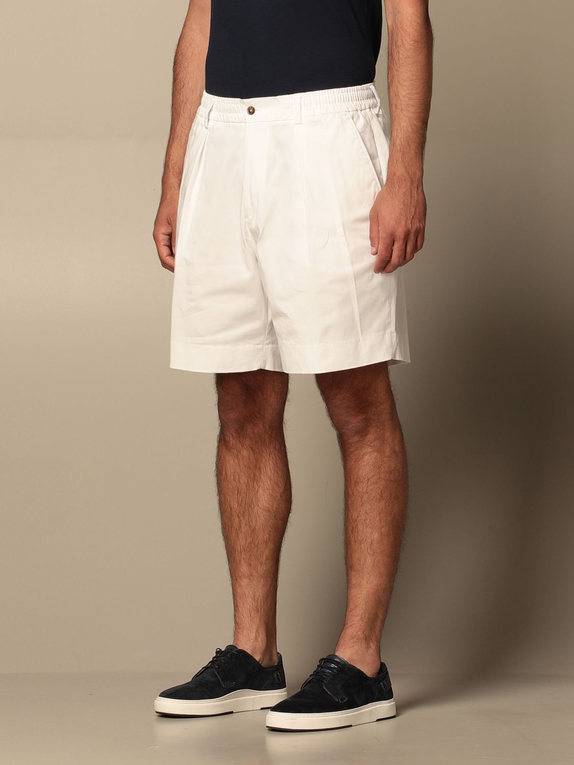 Short Be Able: Trousers men Be Able white 3