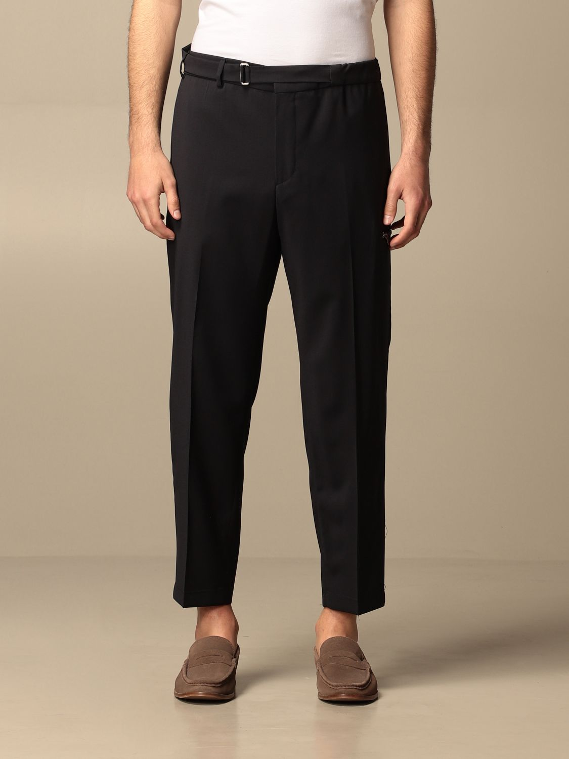 Trousers Be Able: Trousers men Be Able blue 1