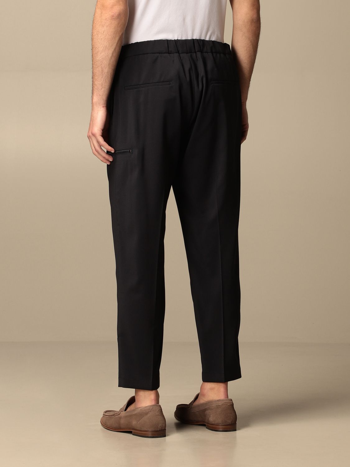 Trousers Be Able: Trousers men Be Able blue 2
