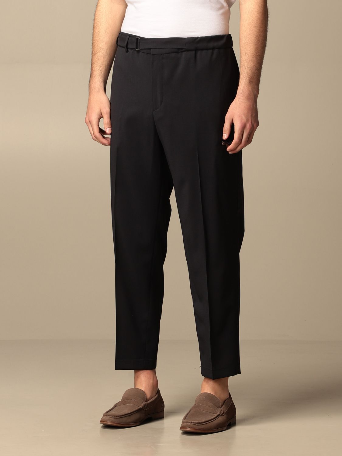 Trousers Be Able: Trousers men Be Able blue 3