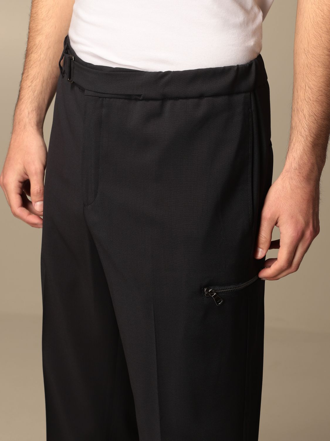 Trousers Be Able: Trousers men Be Able blue 4