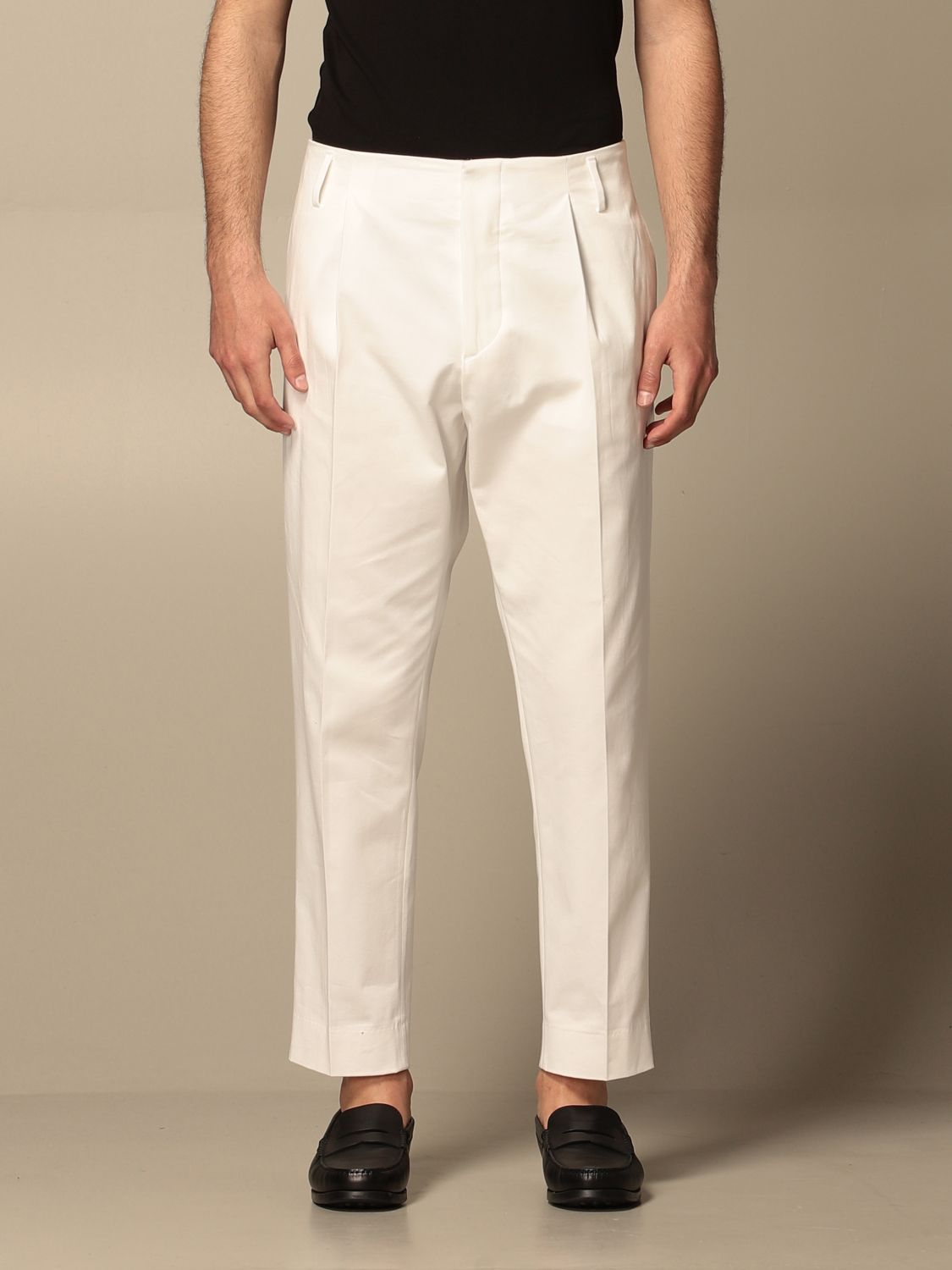 Trousers Be Able: Trousers men Be Able white 1
