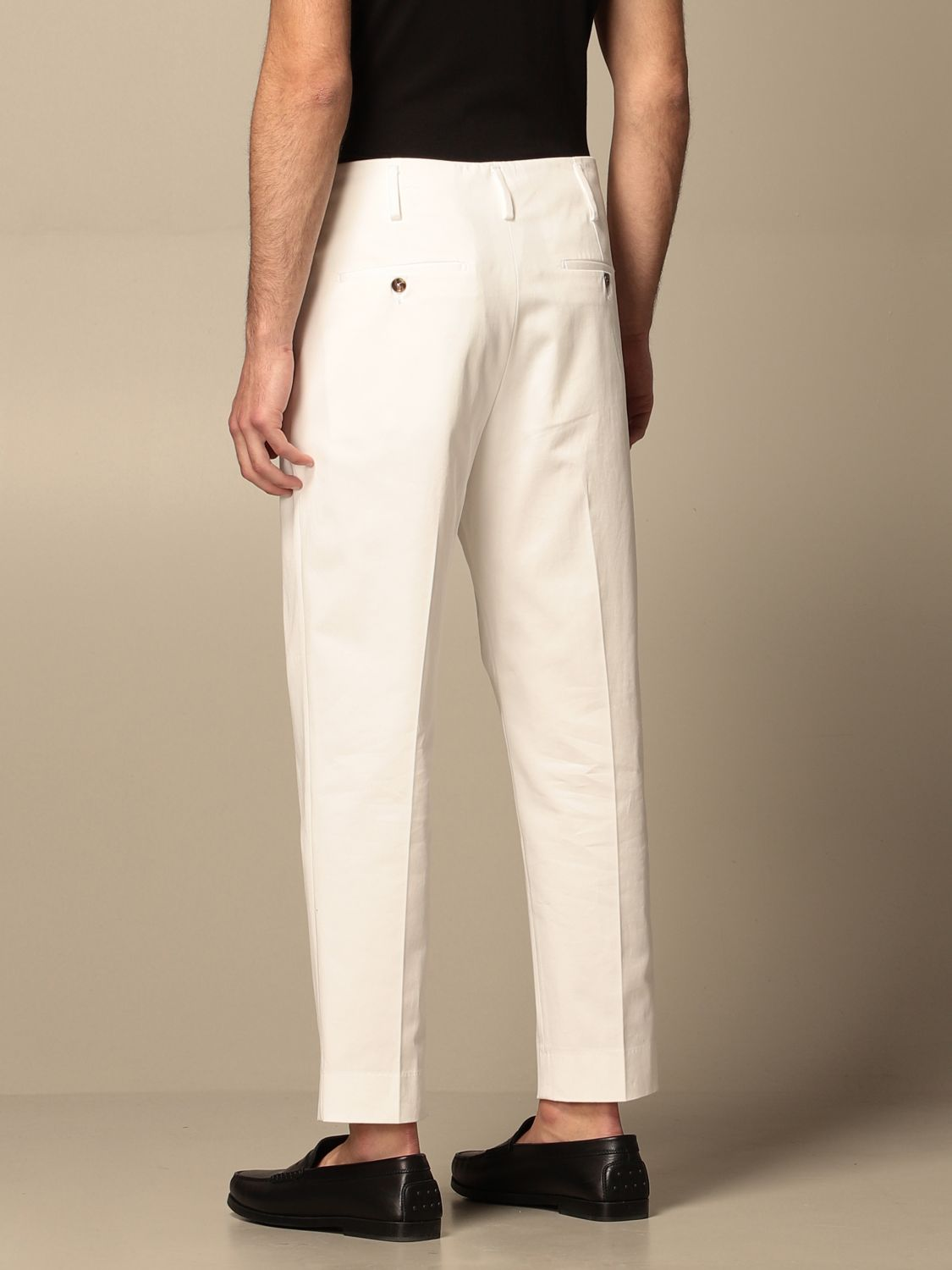 Trousers Be Able: Trousers men Be Able white 2