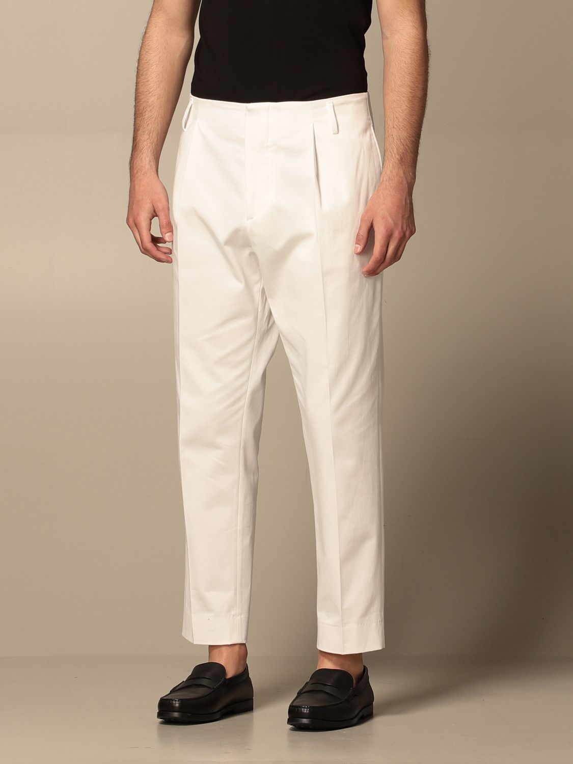 Trousers Be Able: Trousers men Be Able white 3