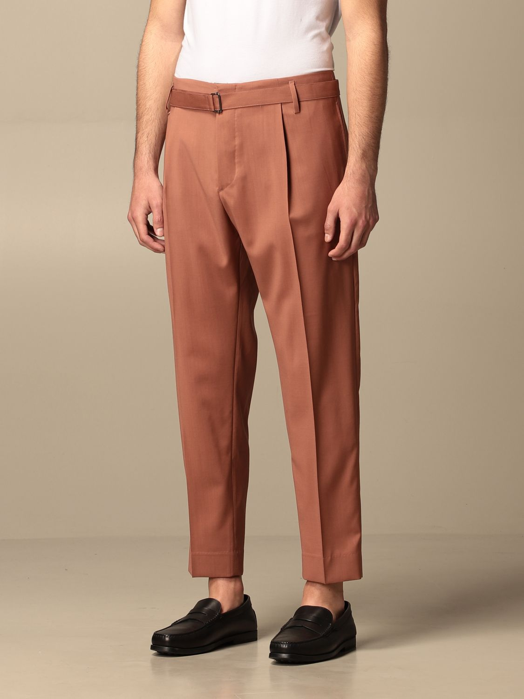 Pantalone Be Able: Pantalone elegante Be Able cipria 3