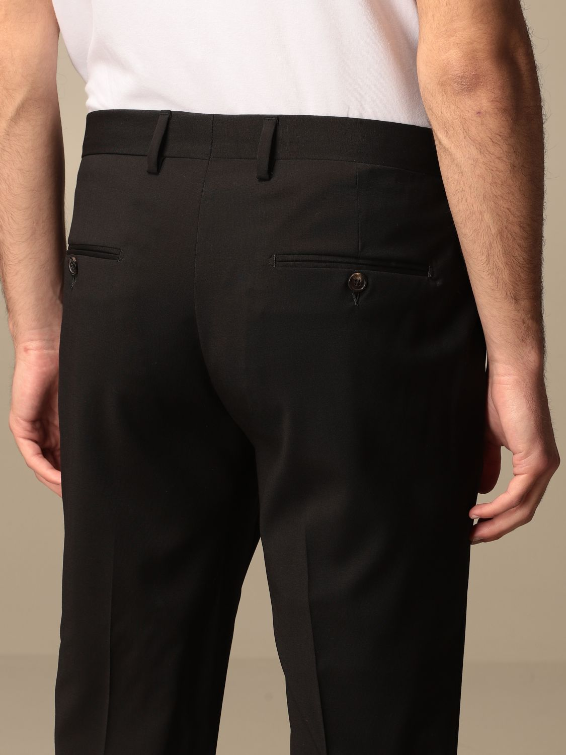 Trousers Be Able: Trousers men Be Able black 4