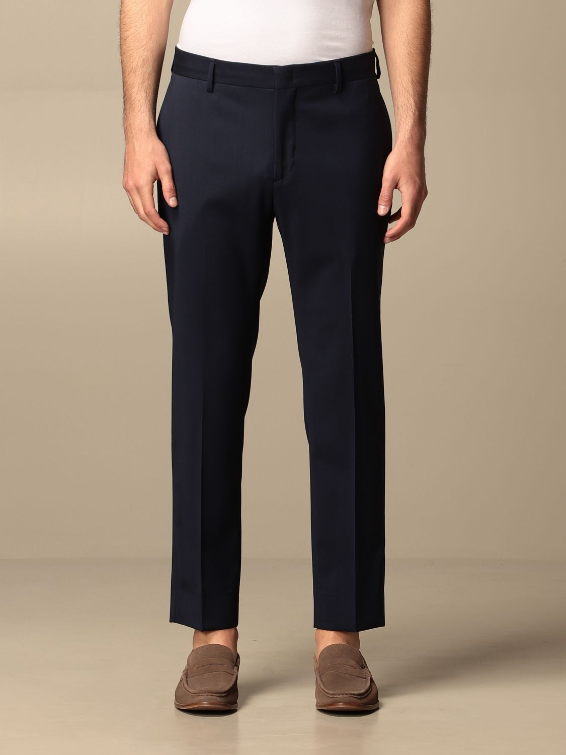 Trousers Be Able: Trousers men Be Able navy 1