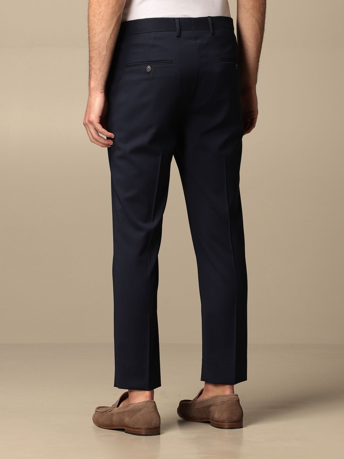 Trousers Be Able: Trousers men Be Able navy 2