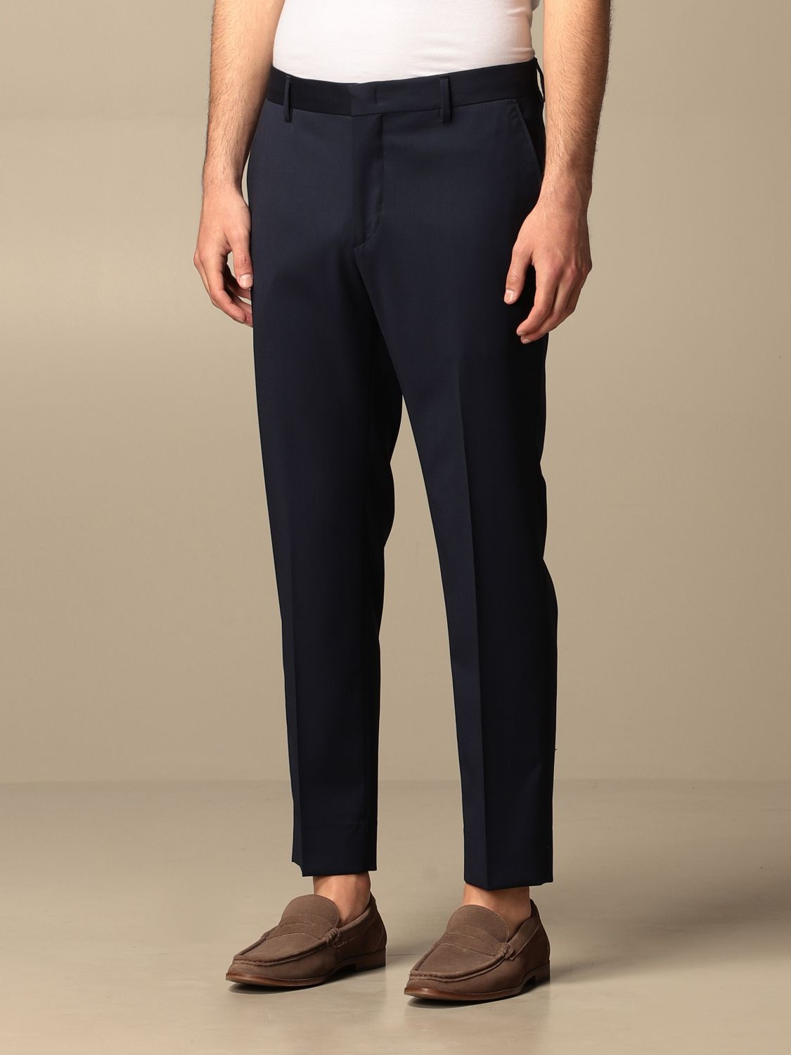 Trousers Be Able: Trousers men Be Able navy 3