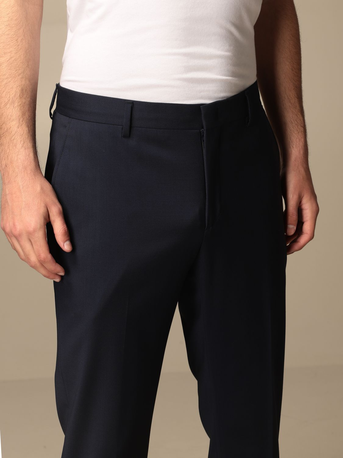 Trousers Be Able: Trousers men Be Able navy 4