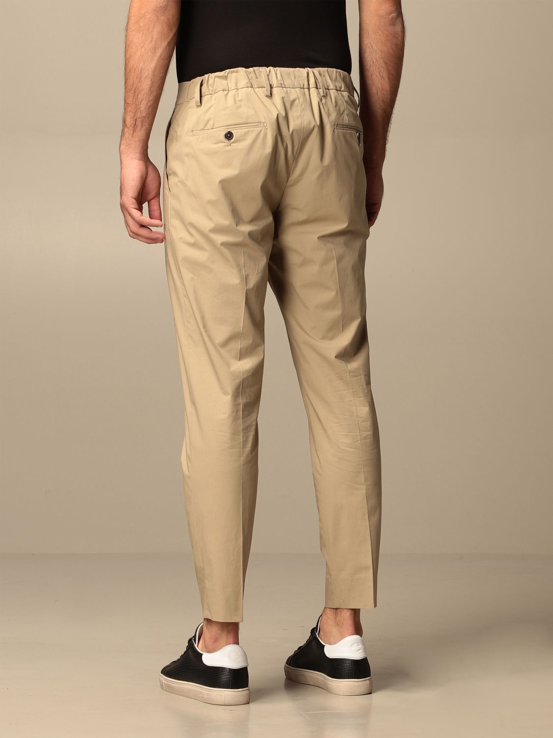Trousers Be Able: Trousers men Be Able beige 2
