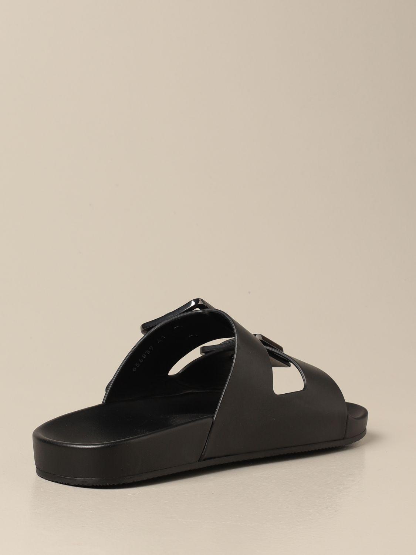 Sandales Balenciaga: Chaussures homme Balenciaga noir 3