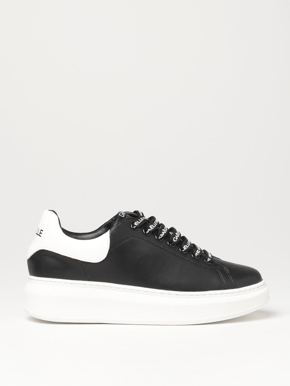 Sneakers Gaëlle Paris: Sneakers damen GaËlle Paris schwarz 1