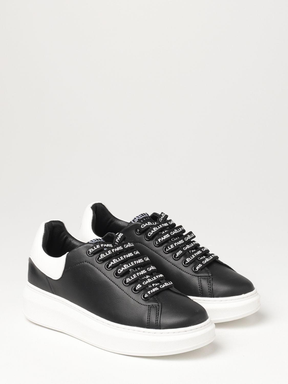 Sneakers Gaëlle Paris: Sneakers damen GaËlle Paris schwarz 2