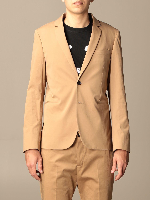 Blazer Ps Paul Smith: Jacket men Paul Smith London camel 1