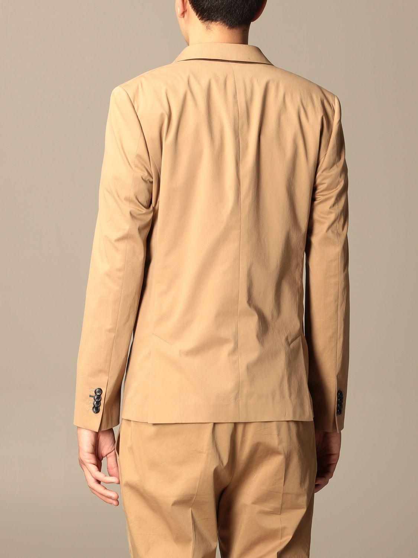 Blazer Ps Paul Smith: Jacket men Paul Smith London camel 3