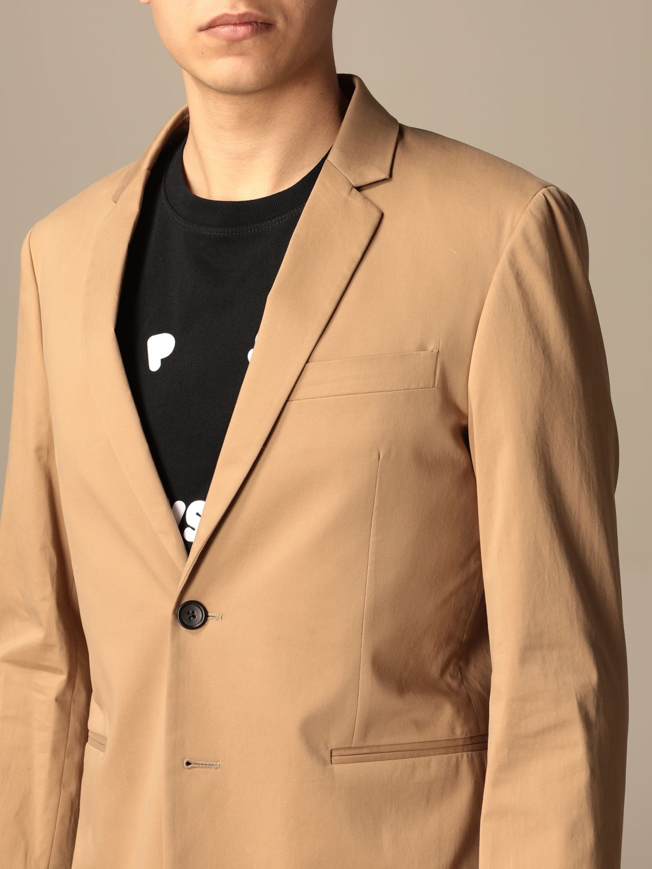 Blazer Ps Paul Smith: Jacket men Paul Smith London camel 5