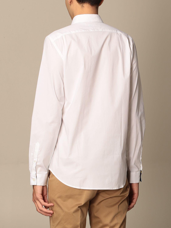 Camicia Paul Smith London: Camicia basic Paul Smith London bianco 2