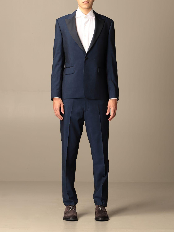 Suit Ps Paul Smith: Formal clothes men Paul Smith London blue 1