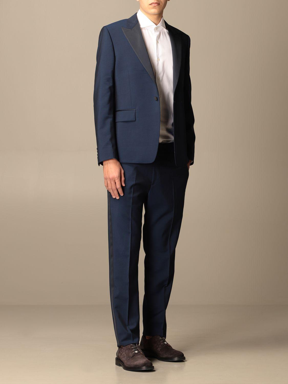 Suit Ps Paul Smith: Formal clothes men Paul Smith London blue 2