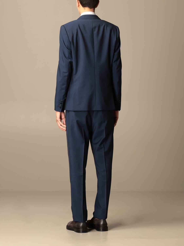 Suit Ps Paul Smith: Formal clothes men Paul Smith London blue 3