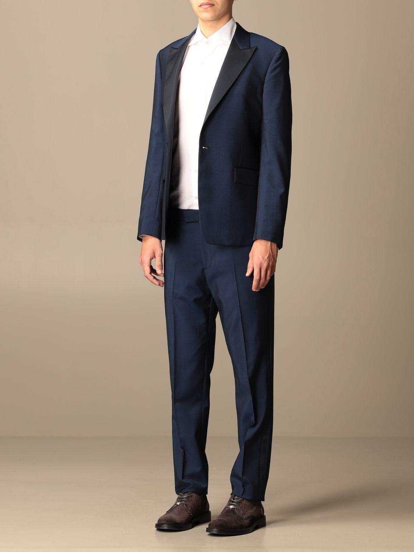 Suit Ps Paul Smith: Formal clothes men Paul Smith London blue 4