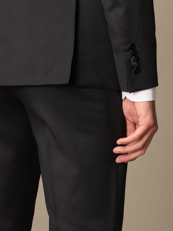 Suit Alessandro Dell'acqua: Suit men Alessandro Dell'acqua blue 5