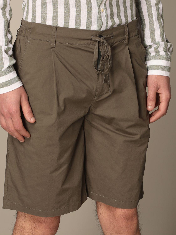Shorts Daniele Alessandrini: Shorts herren Daniele Alessandrini grün 4