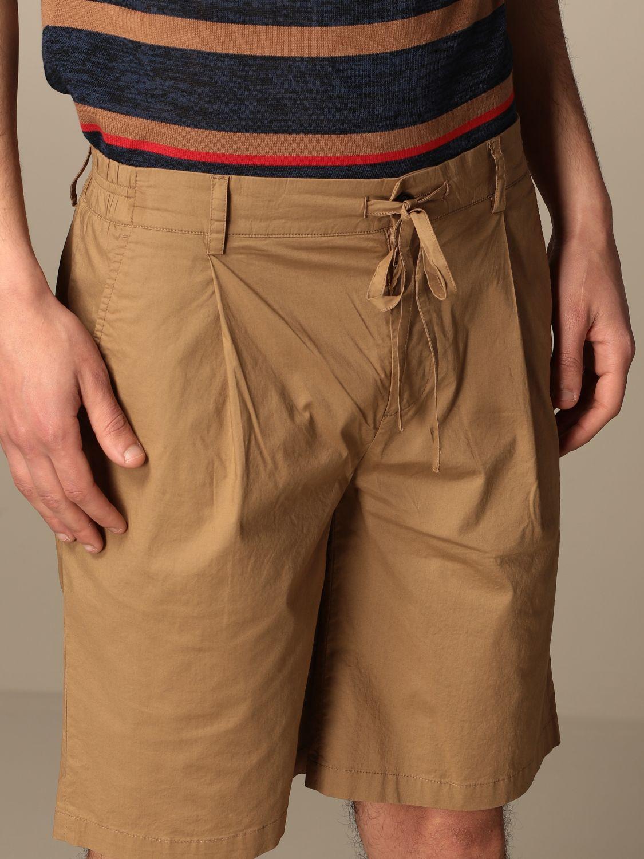 Shorts Daniele Alessandrini: Shorts herren Daniele Alessandrini braun 4