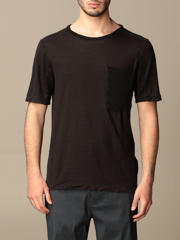 T-shirt Transit: Transit T-shirt with pocket black 1