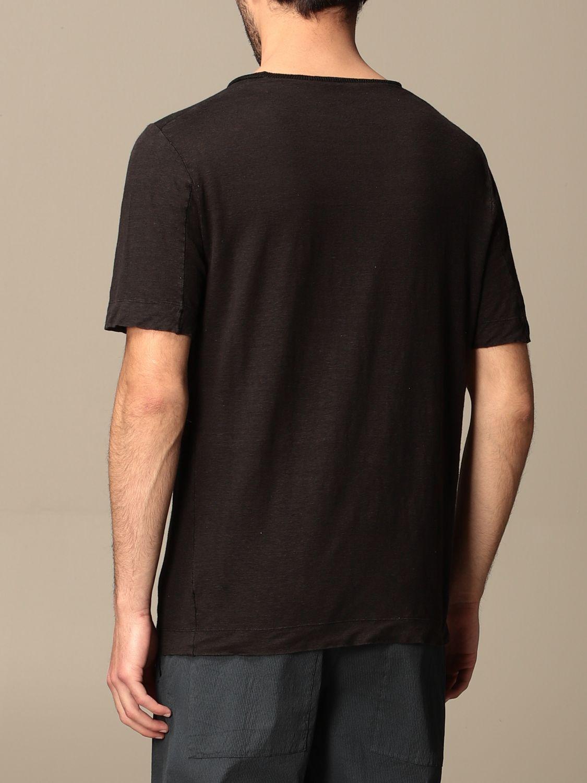 T-shirt Transit: Transit T-shirt with pocket black 2