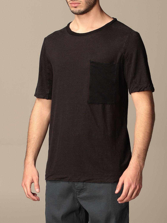 T-shirt Transit: Transit T-shirt with pocket black 3