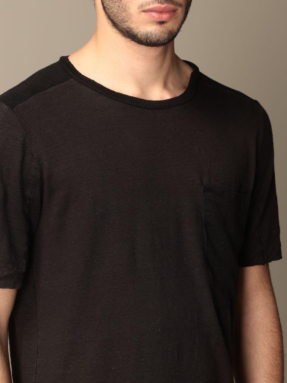 T-shirt Transit: Transit T-shirt with pocket black 4