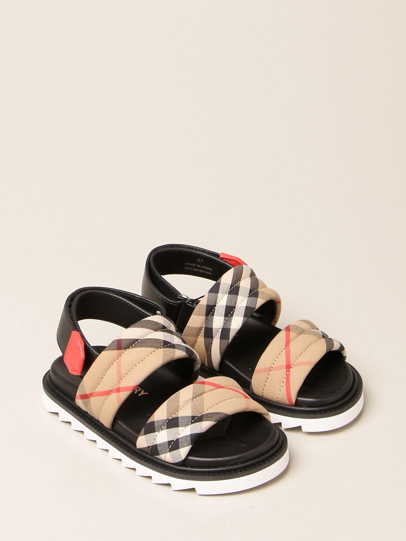 Zapatos Burberry: Zapatos niños Burberry beige 2