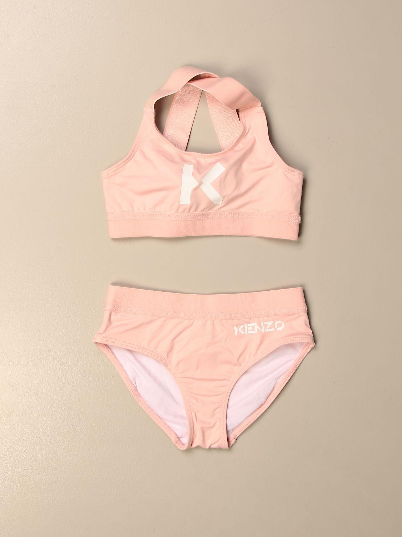 Купальник Kenzo Junior: Обувь Детское Kenzo Junior розовый 1
