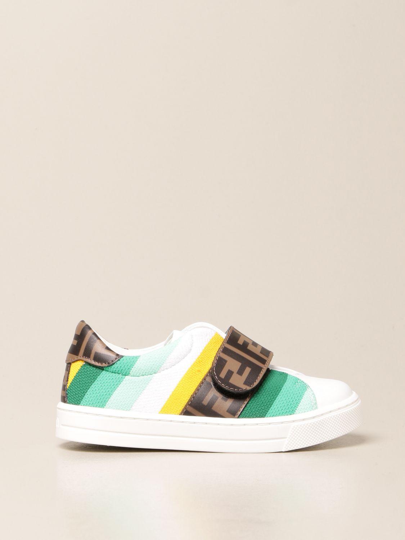 Zapatos Fendi: Zapatos niños Fendi fantasía 1
