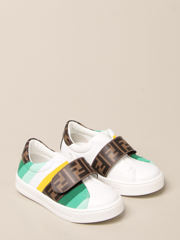 Zapatos Fendi: Zapatos niños Fendi fantasía 2