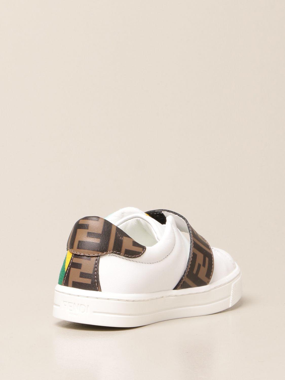 Zapatos Fendi: Zapatos niños Fendi fantasía 3