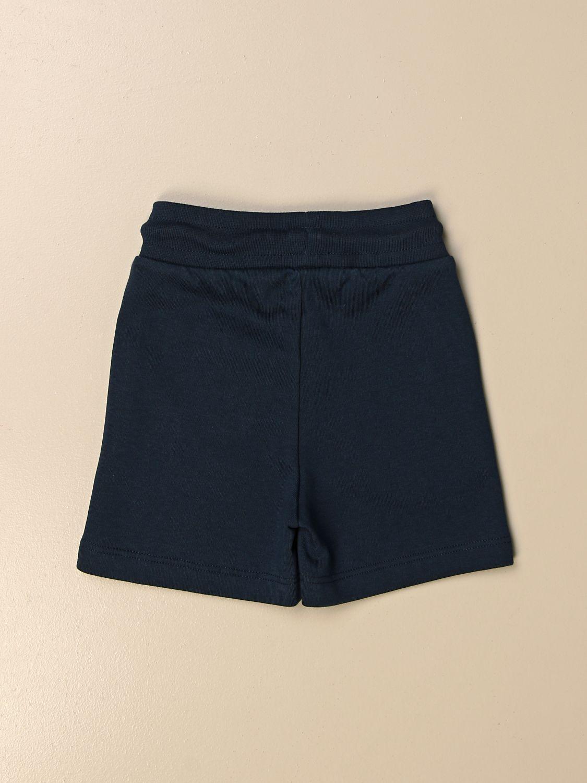 Pantaloncini Iceberg: Pantaloncino jogging Iceberg con logo blue 2