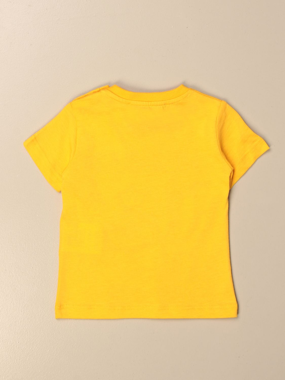 T-shirt Iceberg: T-shirt kids Iceberg yellow 2