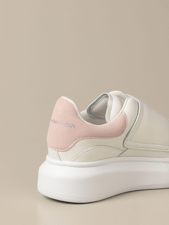 Zapatos Alexander Mcqueen: Zapatos niños Alexander Mcqueen blanco 1 3