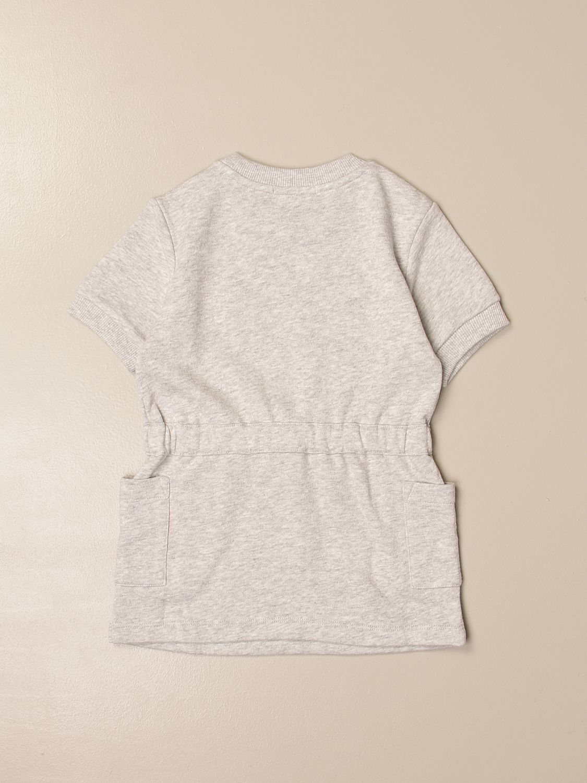 Vestido Chloé: Vestido niños ChloÉ gris 2