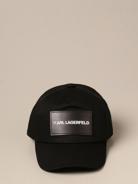 Шапка Karl Lagerfeld Kids: Шапка Детское Karl Lagerfeld Kids черный 2