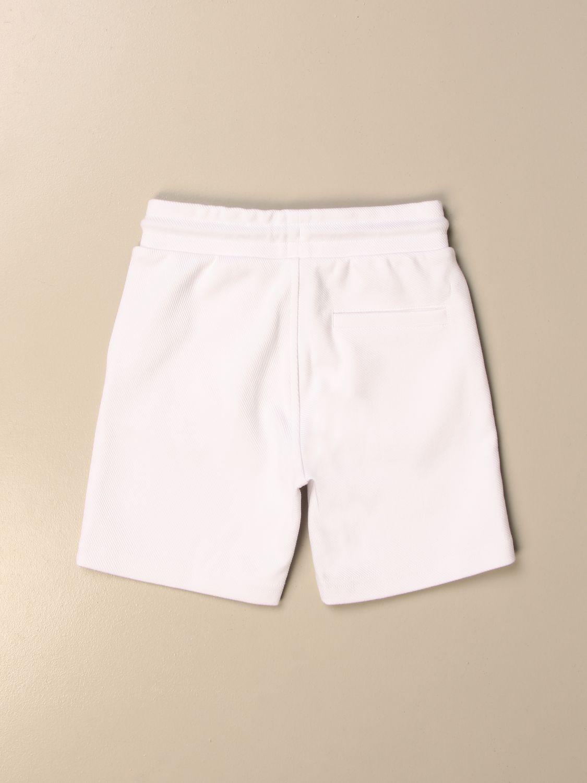 Pantaloncino Karl Lagerfeld Kids: Pantaloncino jogging Karl Lagerfeld Kids bianco 2