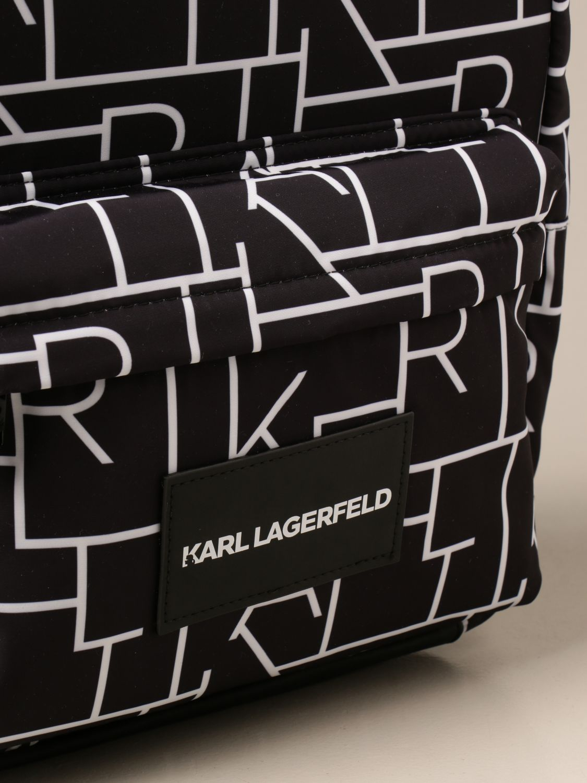 Chaqueta Karl Lagerfeld Kids: Chaqueta niños Karl Lagerfeld Kids negro 3